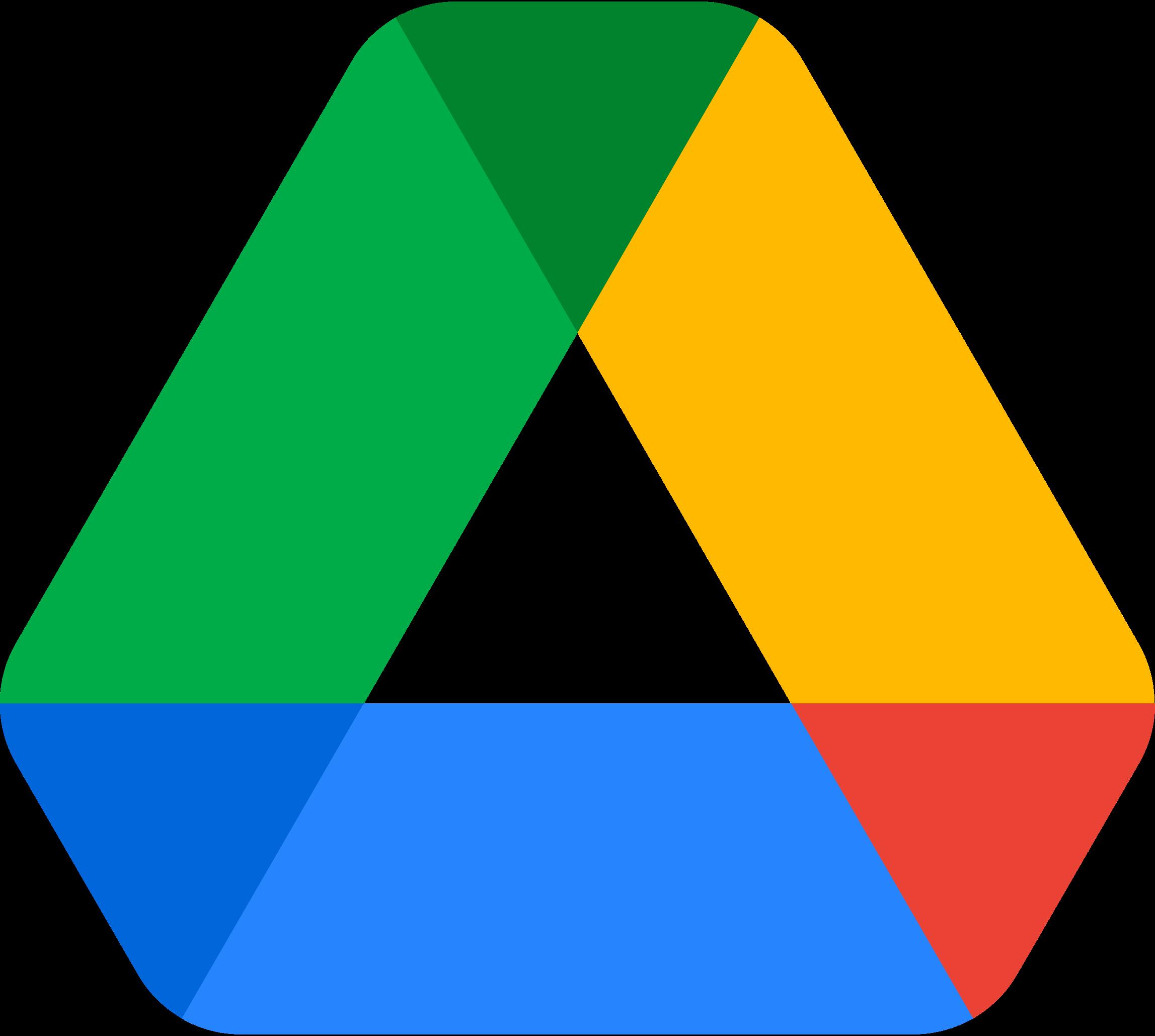 icône google drive